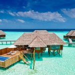 1Grand Water Villa with Pool Aerial 1 rev1 660x450 2 conrad maldives rangali island