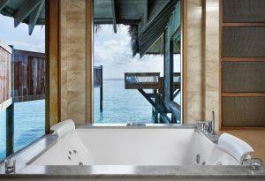 3CONRAD MALDIVES Premier Water Villa bathroom credit Justin Nicholas hi res 660x450 1 conrad maldives rangali island