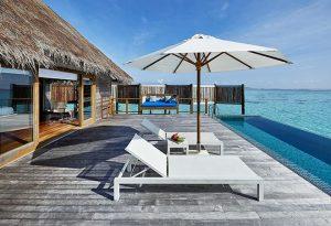 3premier water villa deck 660x450 1 conrad maldives rangali island