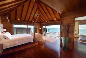 deluxe water villa bedroom 660x450 1 conrad maldives rangali island