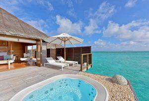 deluxe water villa deck 660x450 1 conrad maldives rangali island