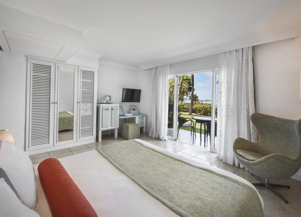 Ambre Rooms Deluxe Sea Facing 1 Ambre A Sun Resort Mauritius