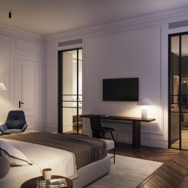 Kozmo Luxury Hotel
