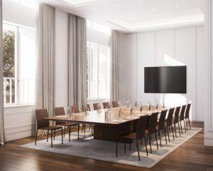 Kozmo Luxury Hotel GCA Budapest Meetings FINAL V02 Reuniones 1 Ambre A Sun Resort Mauritius