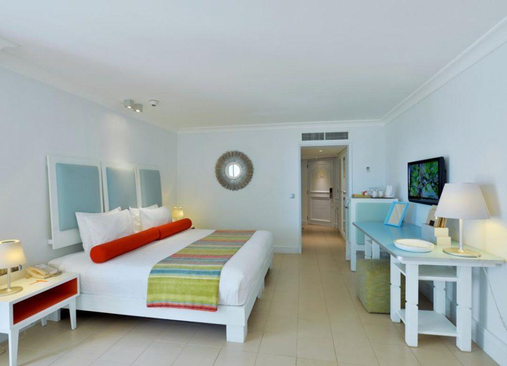 deluxe beach room ambre Ambre A Sun Resort Mauritius
